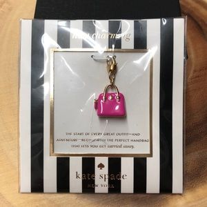 Betsey Johnson Handbag Charm